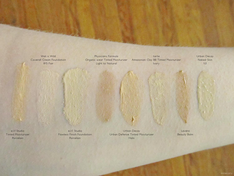 Tarte Amazonian Clay Blush Natural Beauty Swatch