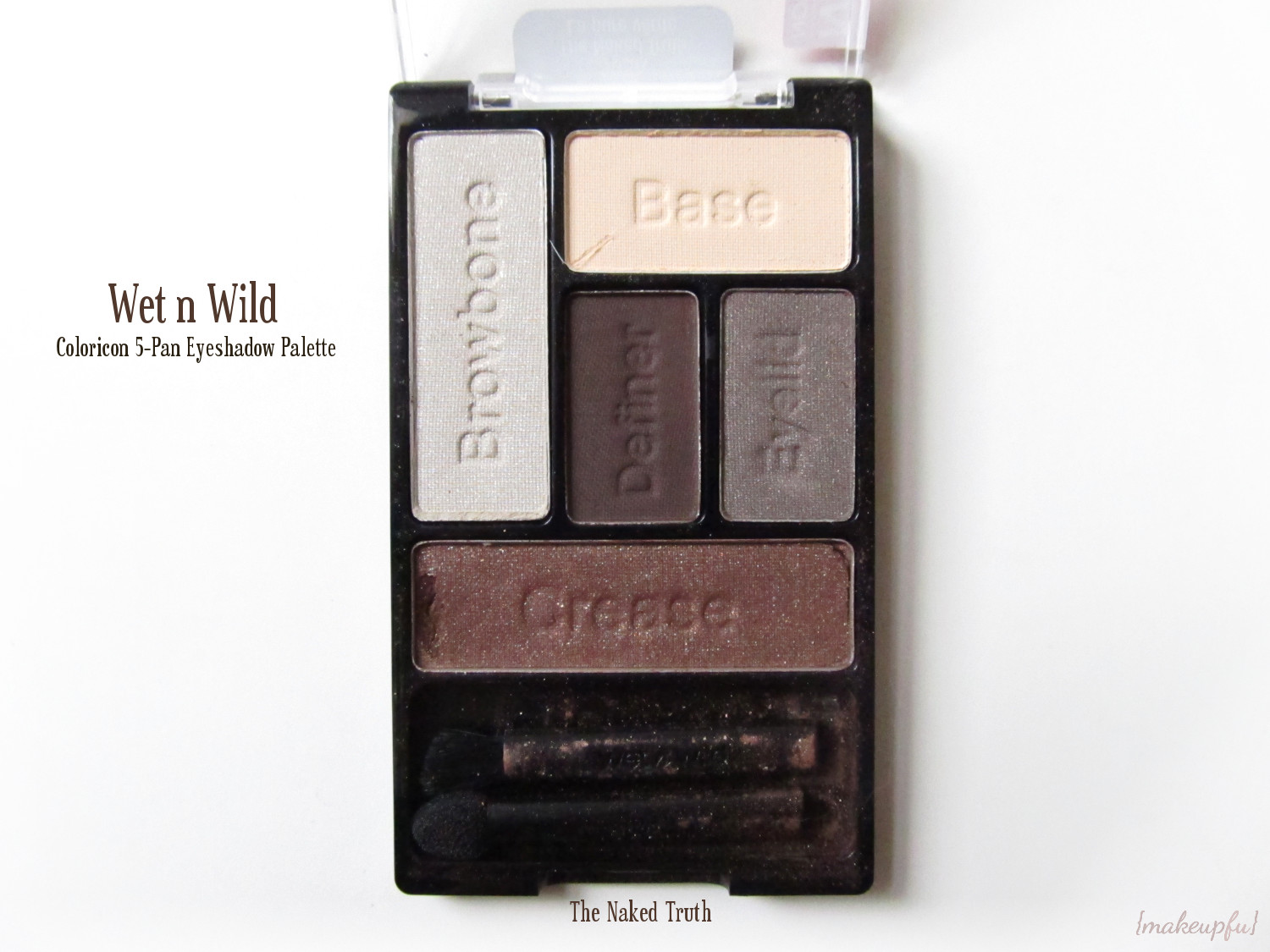 Wet n Wild The Naked Truth Color Icon Eyeshadow Palette