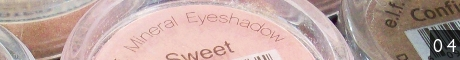 Best of 2009: #4 e.l.f. Minerals Eyeshadow