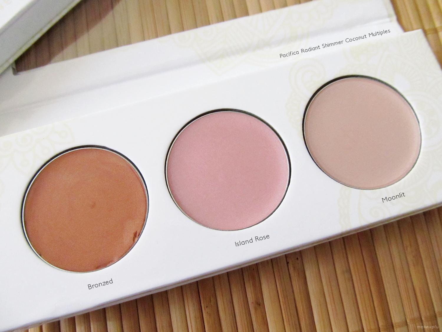 Color Palette For Home Pacifica Radiant Shimmer Coconut Multiples Review