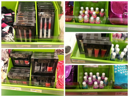 New e.l.f. Holiday 2013 Stocking Stuffers @ Target {Spotted}