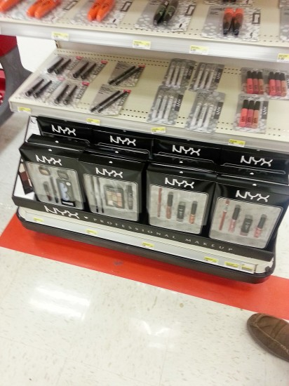 NYX Holiday Sets @ Target {Spotted}