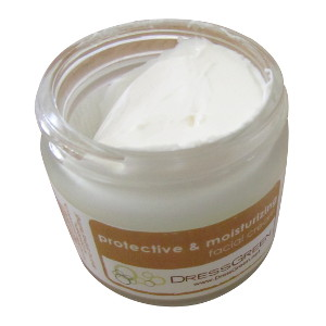 DressGreen Protective & Moisturizing Facial Cream