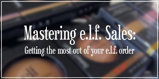 Mastering e.l.f. Sales