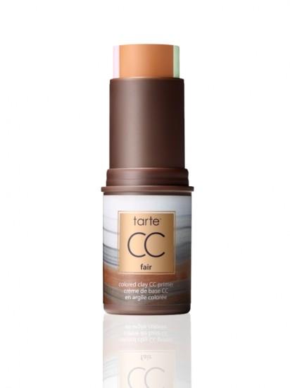 New Colored Clay CC Primer at Tarte Cosmetics