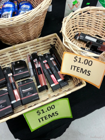 e.l.f. Studio products on clearance at Hy-Vee Grocery Stores.